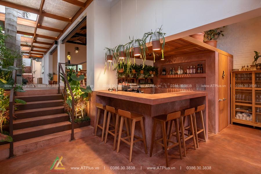 thiết kế nội thất nhà hàng đẹp tại Hải Dương