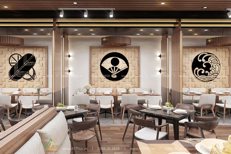 thiết kế thi công nhà hàng trọn gói tại Ninh Bình