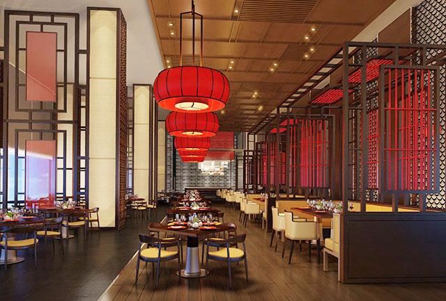 thi công nhà hàng trọn gói tại Hải Dương