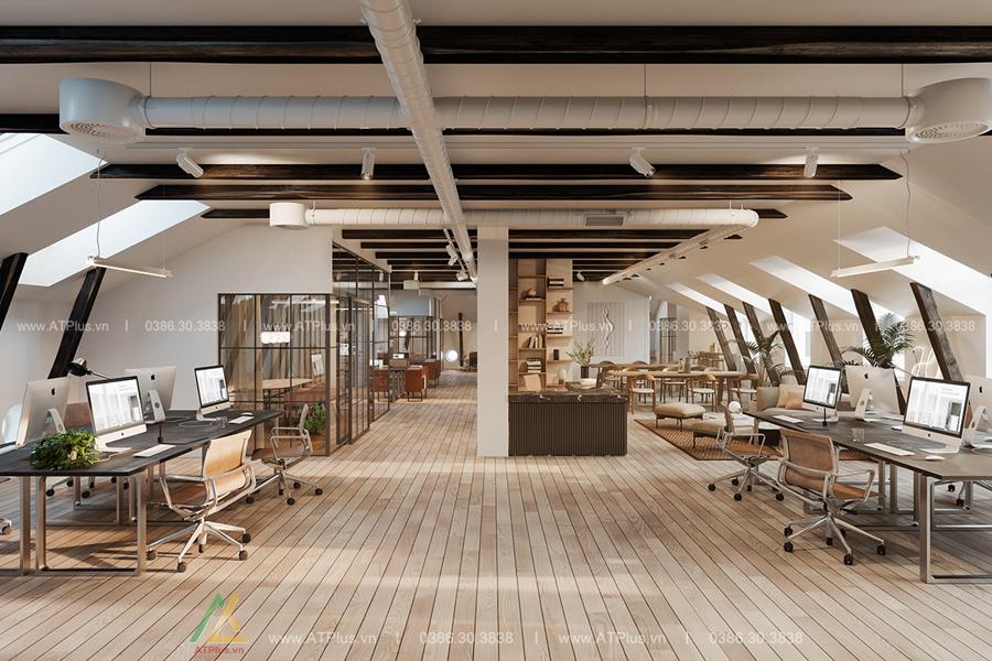thiết kế thi công nội thất văn phòng uy tín tại Ninh Bình